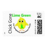 Lymphoma Awareness Month Chick 1 Postage Stamp