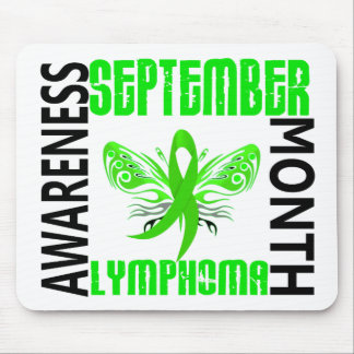 Lymphoma Awareness Month Mouse Pad