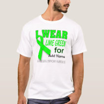 Lymphoma Awareness Month Personalizable T Shirt