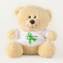 Lymphoma Awareness Teddy Bear