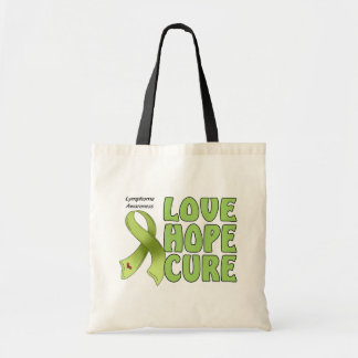 Lymphoma Awareness Tote Bag