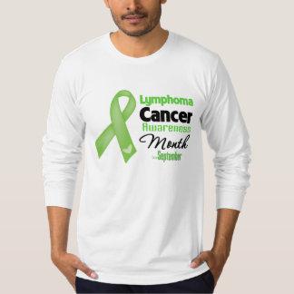 Lymphoma Cancer Awareness Month T Shirts