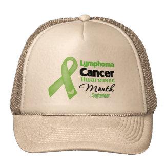 Lymphoma Cancer Awareness Month Trucker Hats
