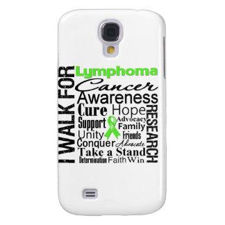 Lymphoma Cancer Awareness Walk Samsung Galaxy S4 Cases