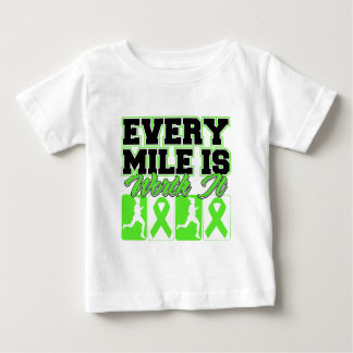Lymphoma Cancer Every Mile is Worth It T Shirt