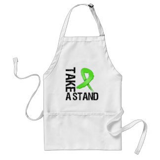 Lymphoma Cancer Take A Stand Apron