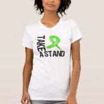 Lymphoma Cancer Take A Stand Tshirts
