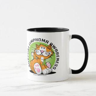 Lymphoma Cat Mug