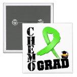 Lymphoma Chemo Grad Button
