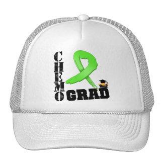 Lymphoma Chemo Grad Trucker Hat