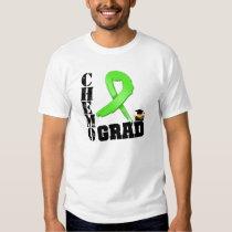 Lymphoma Chemo Grad T-shirt
