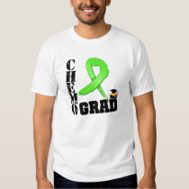 Lymphoma Chemo Grad Tee Shirt