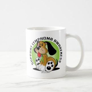 Lymphoma Dog Coffee Mug
