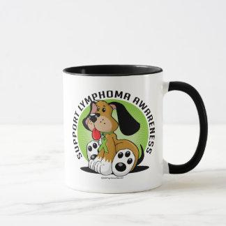 Lymphoma Dog Mug