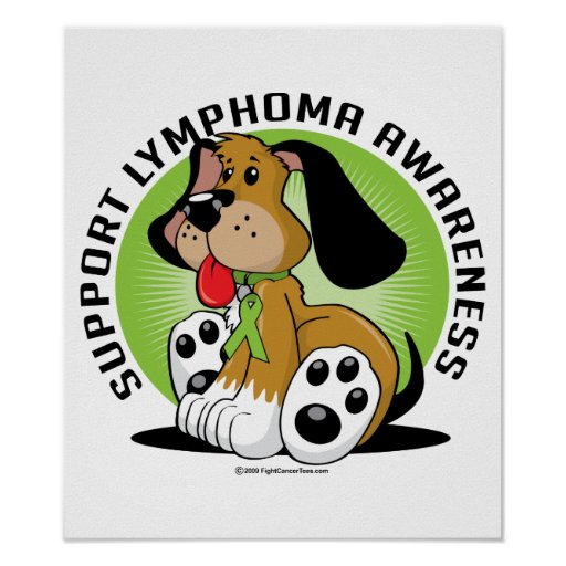 Lymphoma Dog Posters