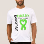 Lymphoma Everyday I Miss My Best Friend Tees