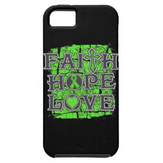 Lymphoma Faith Hope Love iPhone 5 Covers