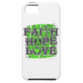 Lymphoma Faith Hope Love iPhone 5 Cover