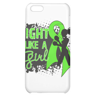Lymphoma Fight Like A Girl Grunge iPhone 5C Cases