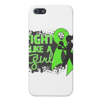 Lymphoma Fight Like A Girl Grunge Case For iPhone 5