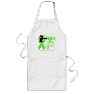 Lymphoma Fight Like A Girl Knock Out Aprons