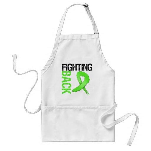 Lymphoma Fighting Back Adult Apron