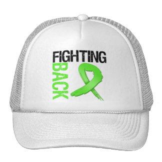 Lymphoma Fighting Back Mesh Hats