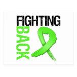 Lymphoma Fighting Back Post Card