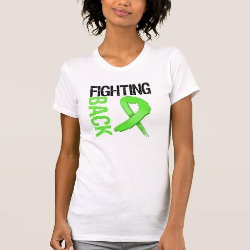 Lymphoma Fighting Back T-shirts