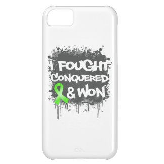 Lymphoma I Fought Conquered Won iPhone 5C Cover