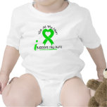 LYMPHOMA I Support My Aunt Baby Bodysuits