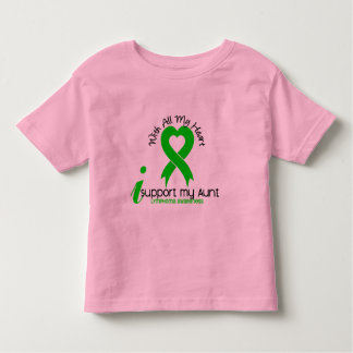LYMPHOMA I Support My Aunt Toddler T-shirt