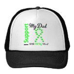 Lymphoma I Support My Dad Mesh Hats