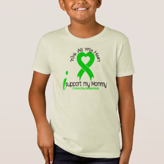 LYMPHOMA I Support My Mommy T-Shirt