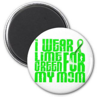 Lymphoma I WEAR LIME GREEN 16 Mom Magnet