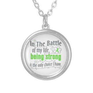 Lymphoma In The Battle Custom Jewelry