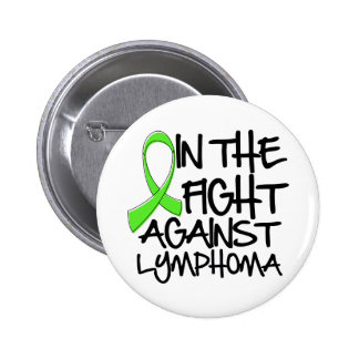 Lymphoma - In The Fight Pins