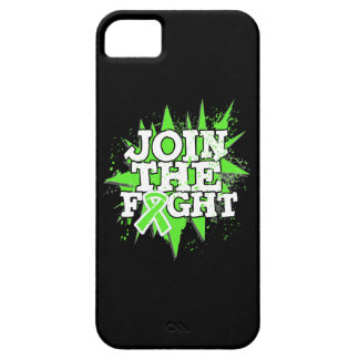 Lymphoma Join The Fight iPhone SE/5/5s Case