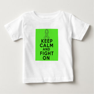 Lymphoma Keep Calm and Fight On Tshirts