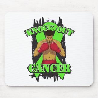 Lymphoma Knock Out Cancer Mousepad