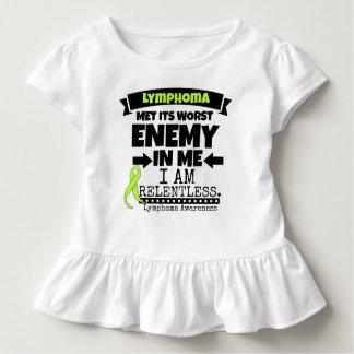 Lymphoma Met Its Worst Enemy in Me Toddler T-shirt