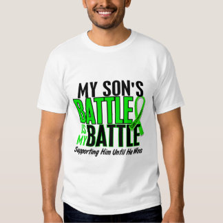 Lymphoma My Battle Too 1 Son T Shirts