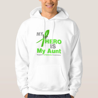 Lymphoma My Hero is My Aunt Pullover