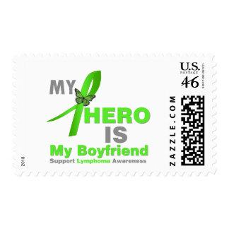 Lymphoma My Hero is My Boyfriend Postage