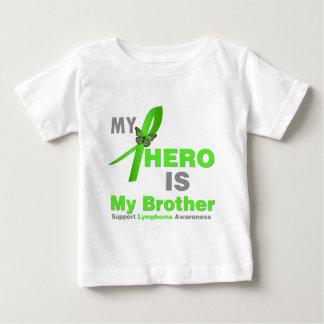 Lymphoma My Hero is My Brother Tshirts