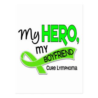 Lymphoma MY HERO MY BOYFRIEND 42 Postcard