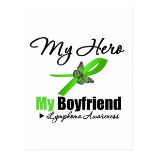 Lymphoma My Hero My Boyfriend Post Card