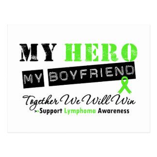LYMPHOMA My Hero My Boyfriend We Will Win Postcards