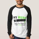 LYMPHOMA My Hero My Boyfriend We Will Win T-Shirt
