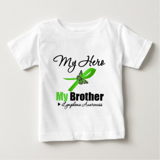 Lymphoma My Hero My Brother T-shirt